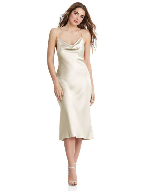 Piper Ivory Bridesmaids Dress by Dessy