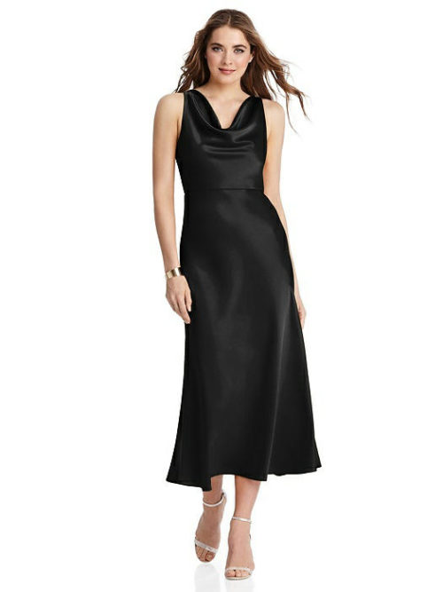Esme Black Bridesmaids Dress by Dessy