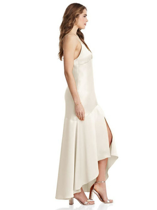 Devon Ivory Bridesmaids Dress by Dessy