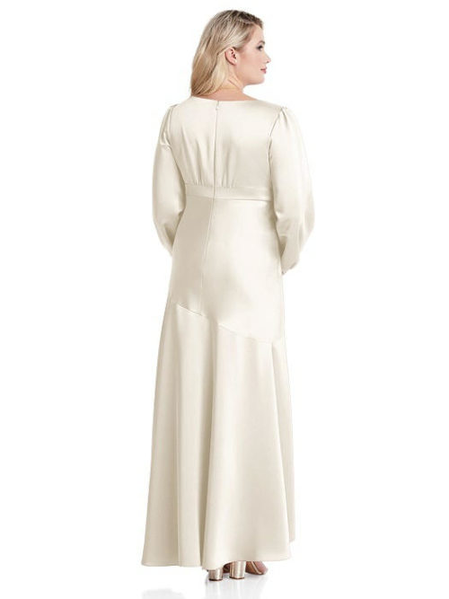Teagan Ivory Bridesmaids Dress by Dessy