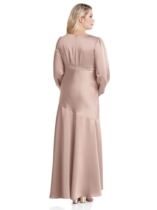 Teagan Toasted Sugar Bridesmaids Dress by Dessy