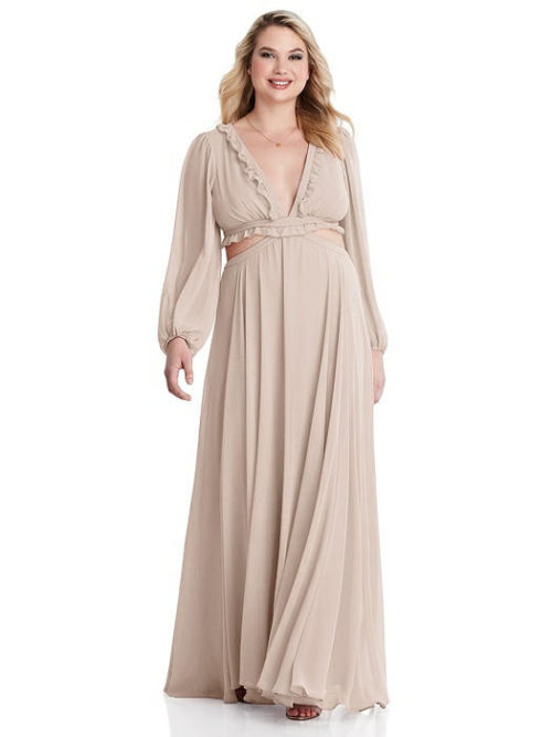 Harlow Cameo Bridesmaids Dress by Dessy