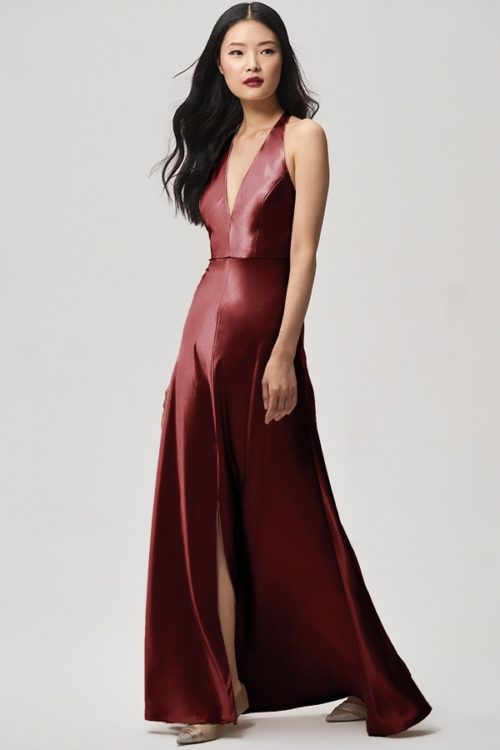 Corinne Bridesmaids Dress by Jenny Yoo - Hibiscus