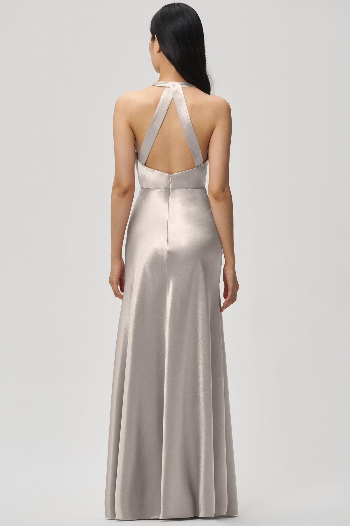 Corinne Bridesmaids Dress by Jenny Yoo - Latte