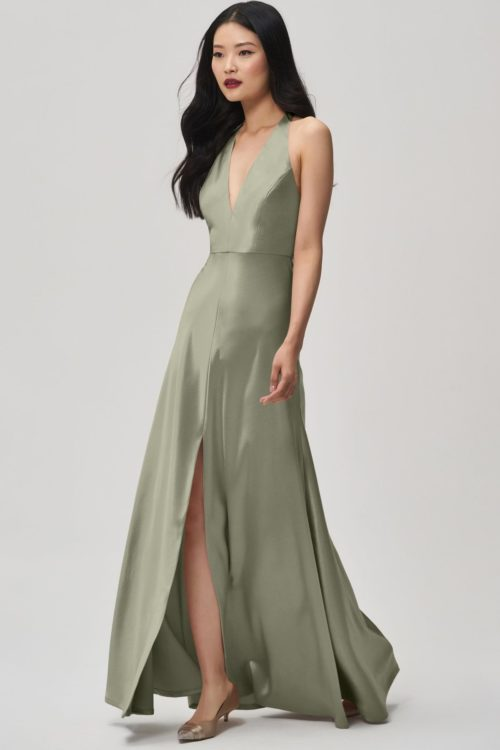 Corinne Bridesmaids Dress by Jenny Yoo - Sage