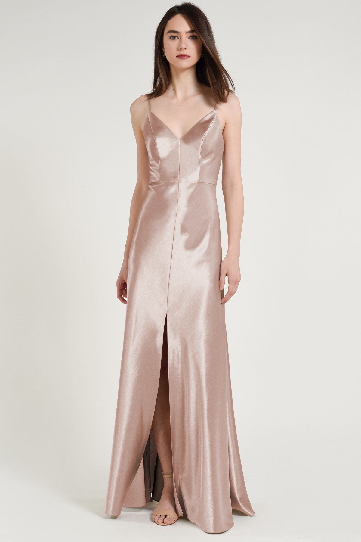 Dina Bridesmaids Dress by Jenny Yoo - Whipped Apricot