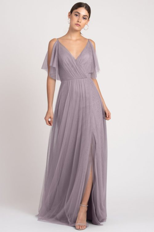 Aeryn Bridesmaids Dress by Jenny Yoo - Lilac