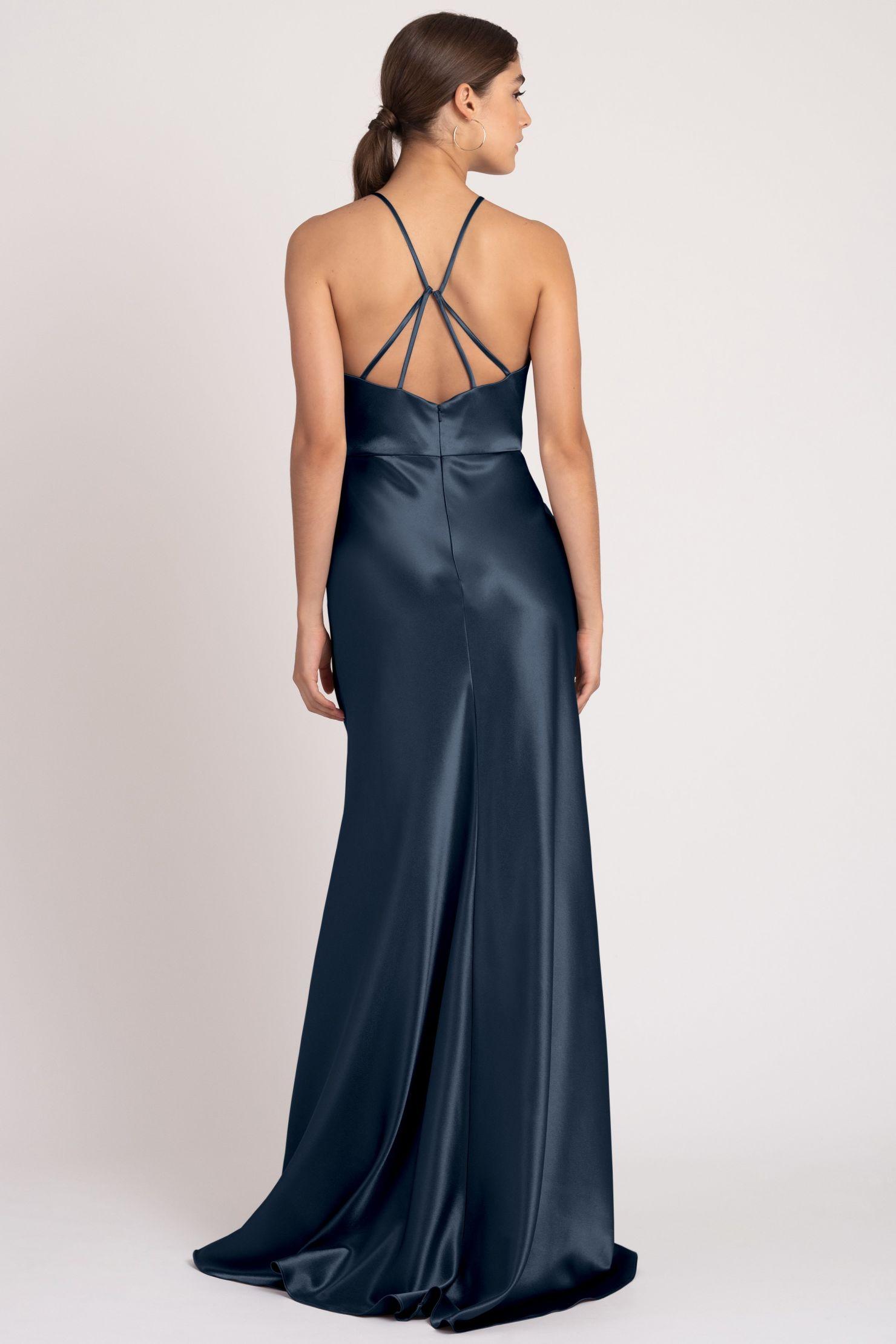 Alessia Bridesmaids Dress by Jenny Yoo - French Blue