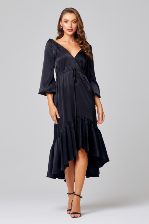 Allie Bridesmaids Dress by Tania Olsen - Black