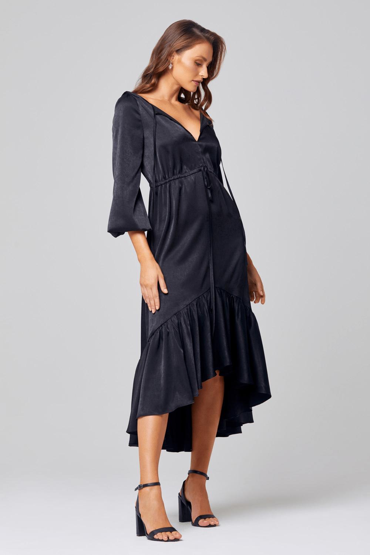 Allie Bridesmaids Dress by Tania Olsen - Black