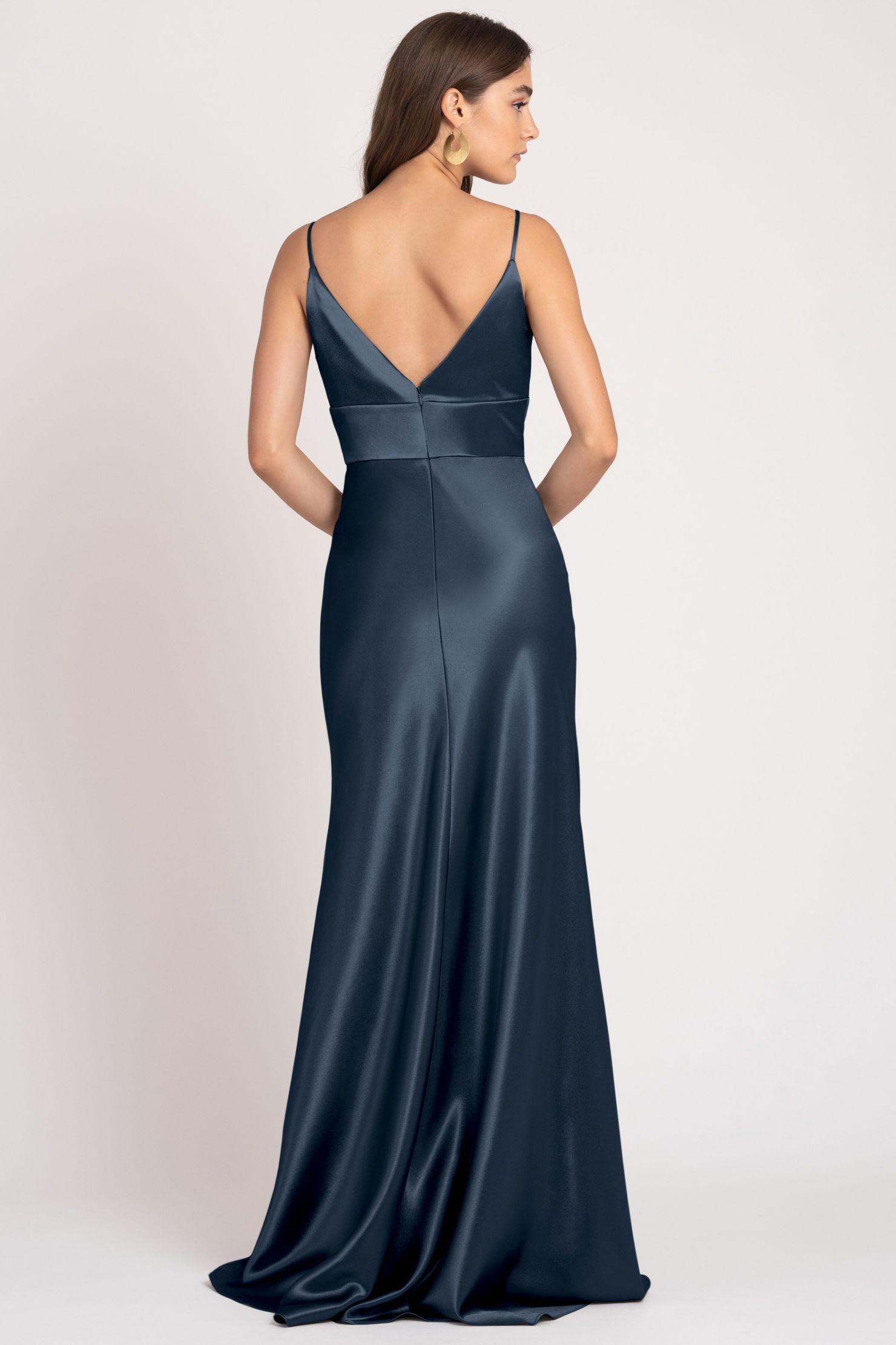Brenna Bridesmaids Dress by Jenny Yoo - French Blue