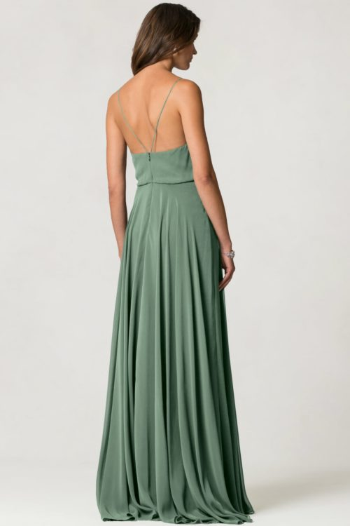 Inesse Bridesmaids Dress by Jenny Yoo - Eucalyptus