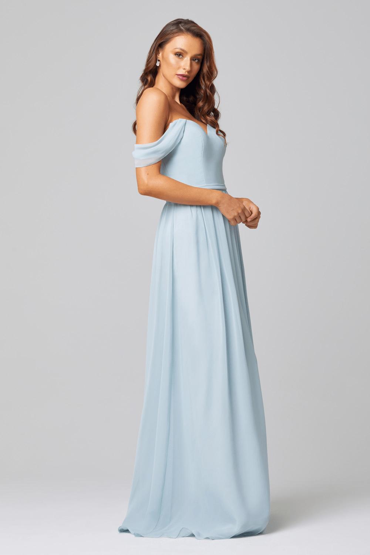 Natalie Bridesmaids Dress by Tania Olsen - Duck Egg
