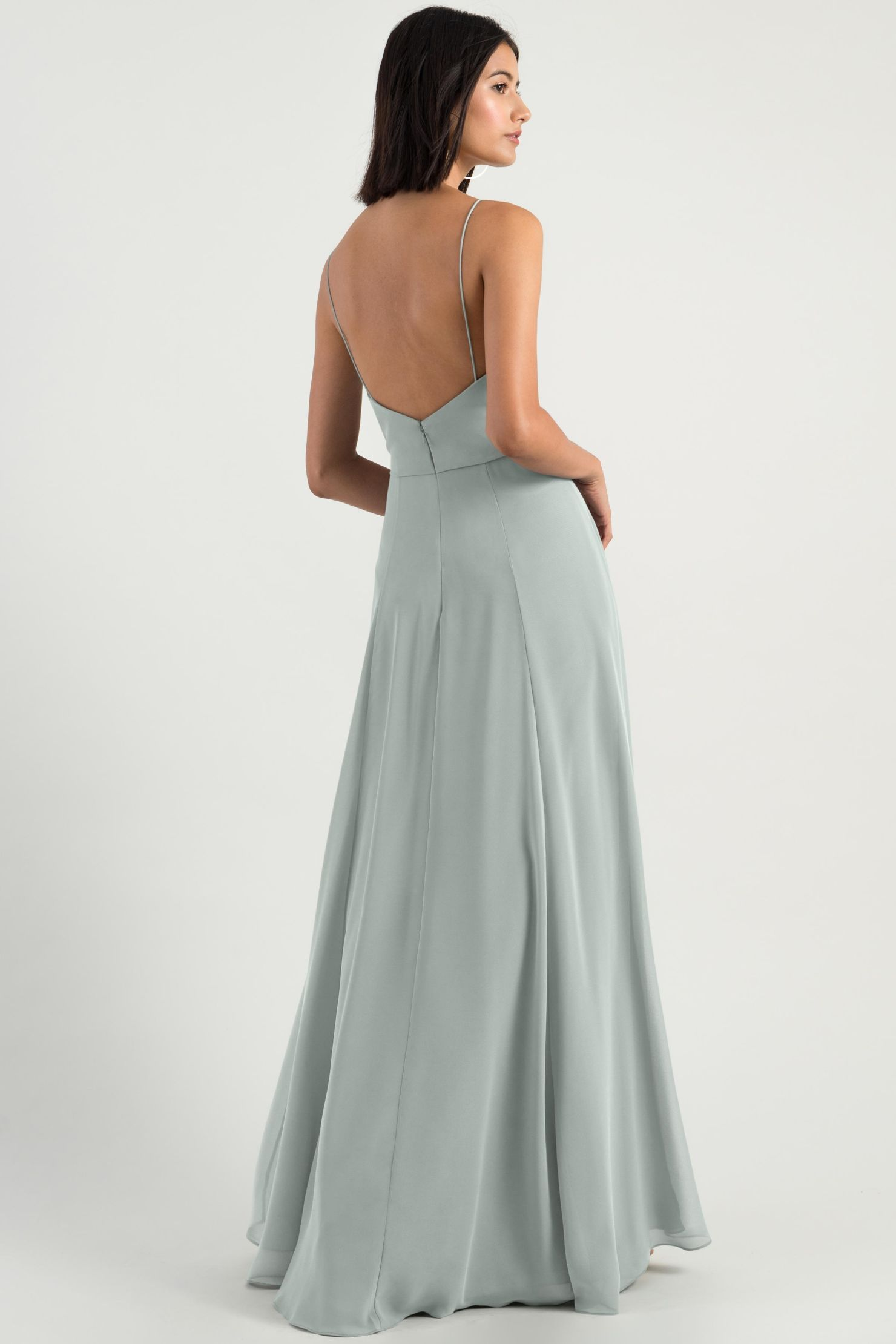 Amara Bridesmaids Dress by Jenny Yoo - Morning Mist