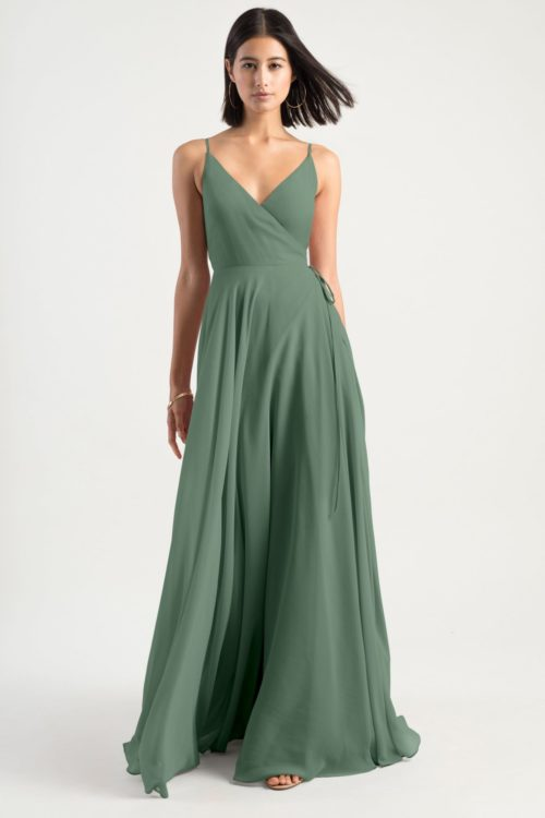 James Bridesmaids Dress by Jenny Yoo - Eucalyptus