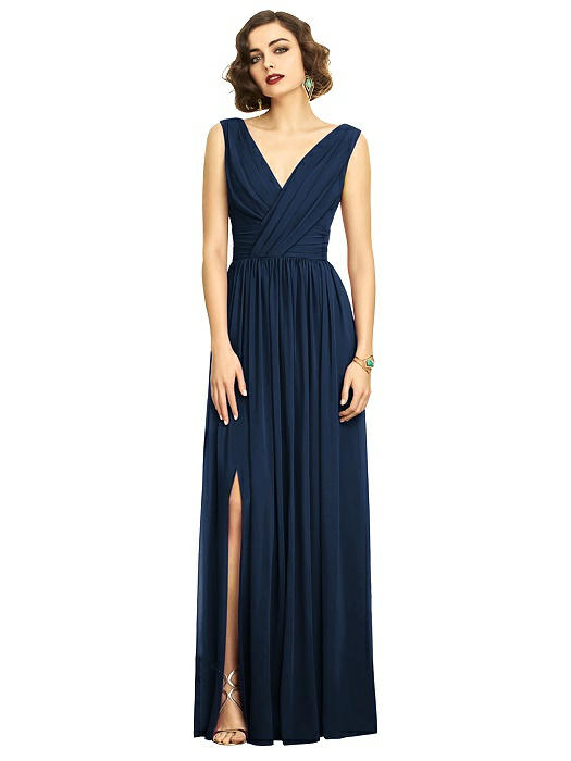 Willow Midnight Bridesmaids Dress by Dessy