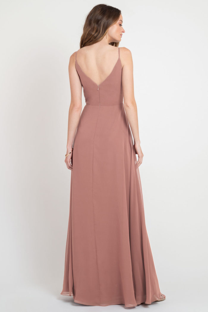 Colby Bridesmaids Dress by Jenny Yoo - Clay