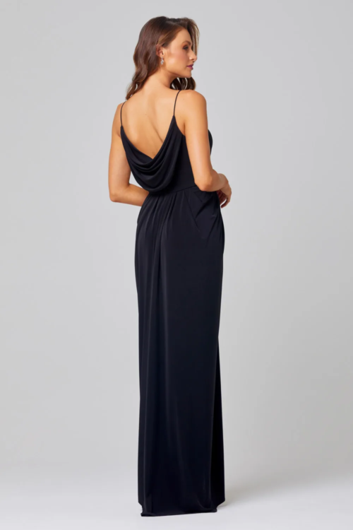 Ebonie Bridesmaids Dress by Tania Olsen – Black