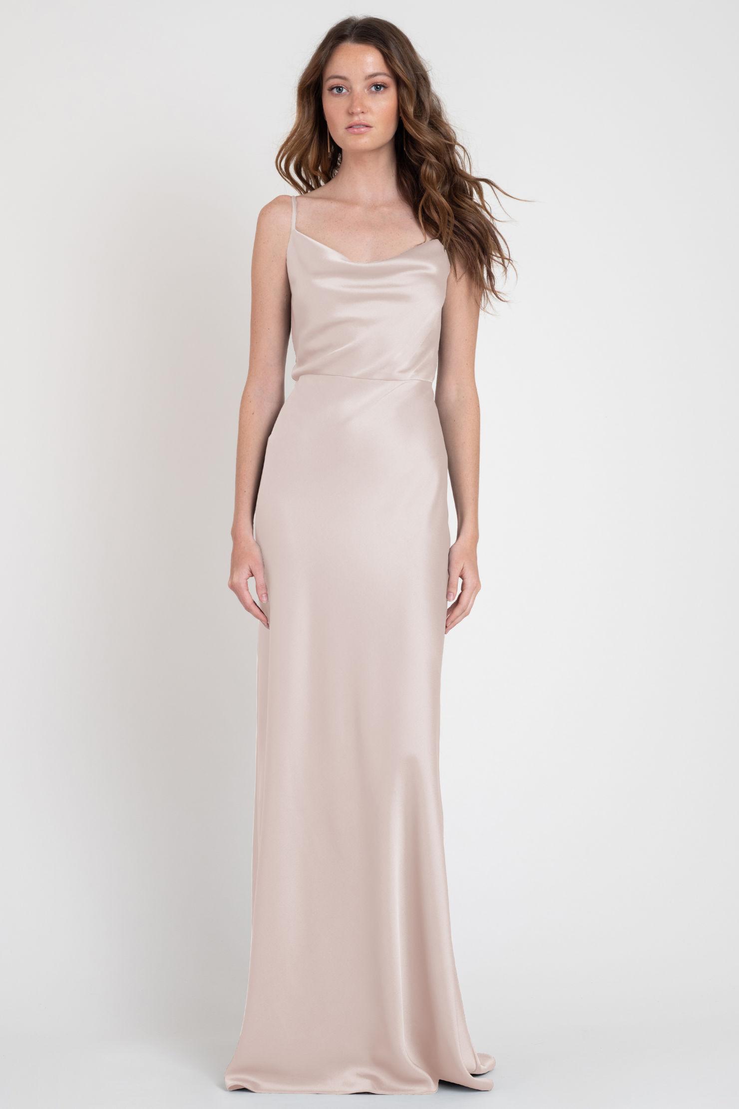 Sylvie Bridesmaids Dress by Jenny Yoo - Prosecco