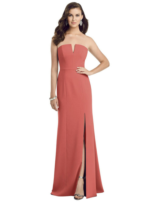 Allie Rouge Bridesmaids Dress by Dessy