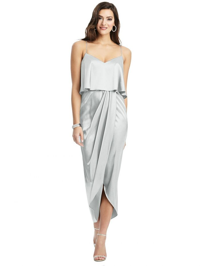 Kenley Sterling Bridesmaids Dress by Dessy