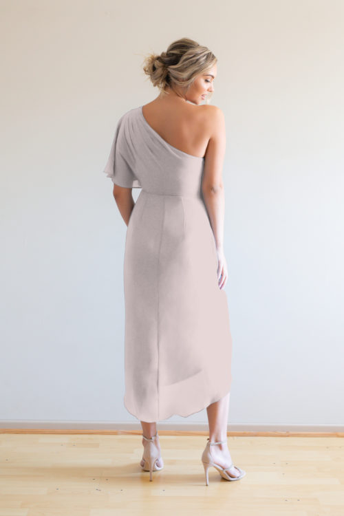 Tessa Bridesmaids Dress by Talia Sarah in Cashmere