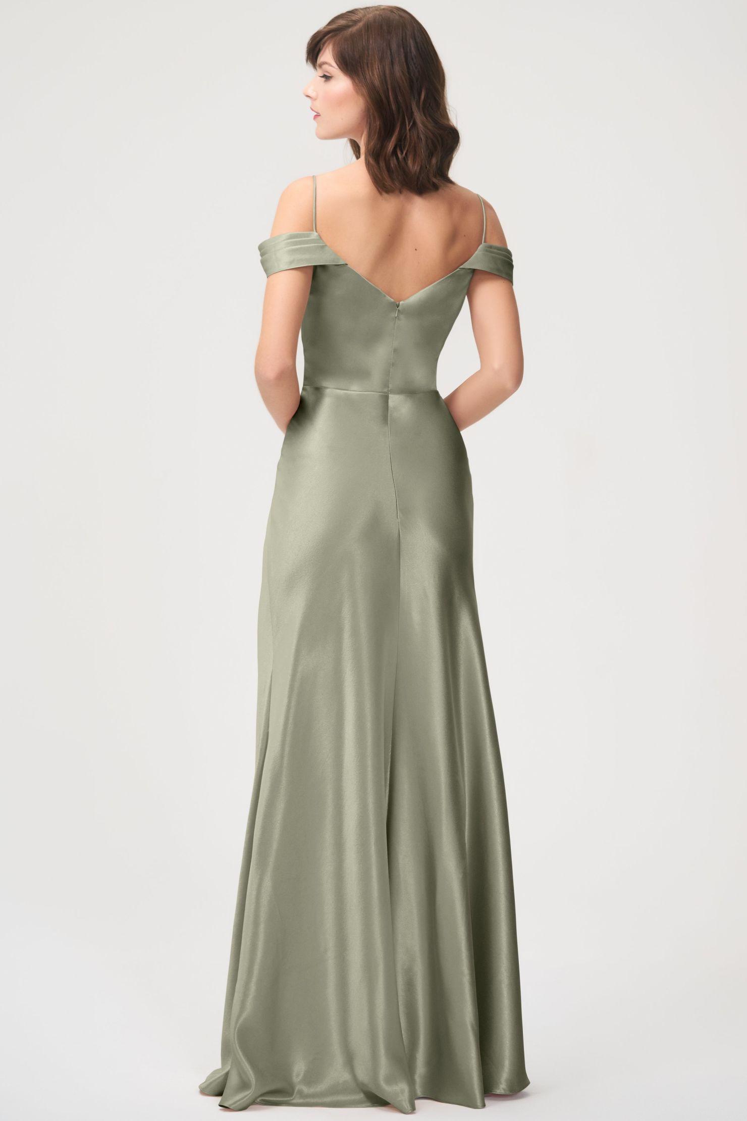 Serena Bridesmaids Dress by Jenny Yoo - Sage