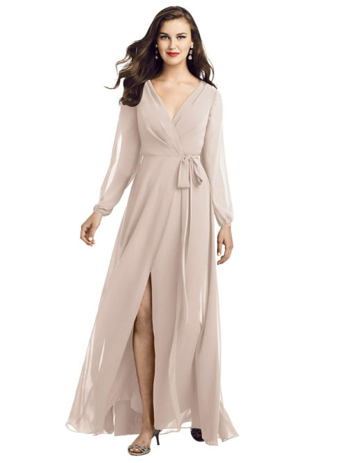 Savon Cameo Bridesmaids Dress by Dessy