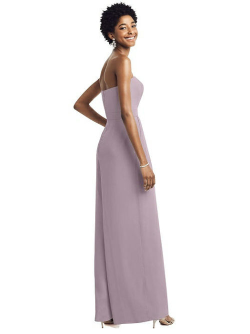 Maya Lilac Dusk Bridesmaid Jumpsuit by Dessy