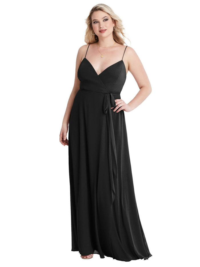Cora Black Bridesmaids Dress by Dessy