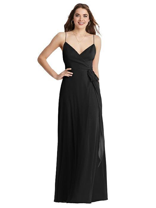 Cora Black Bridesmaids Dress by Dessy