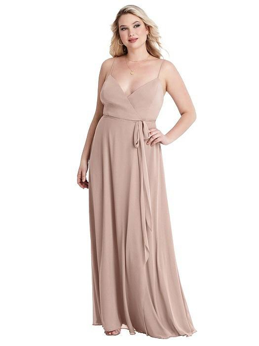 Cora Toasted Sugar Bridesmaids Dress by Dessy