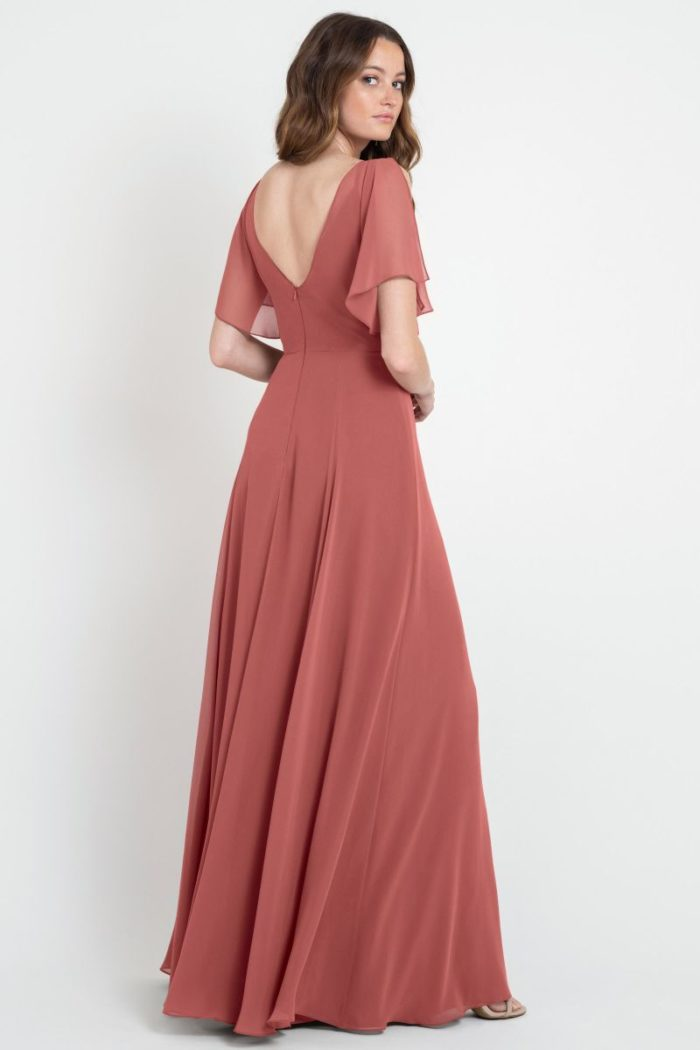 Hayes Bridesmaids Dress by Jenny Yoo - Dusty Rose