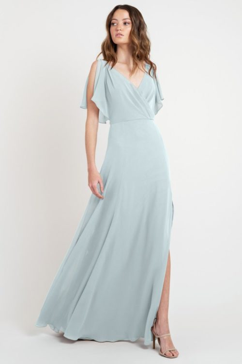 Hayes Bridesmaids Dress by Jenny Yoo - Serenity Blue