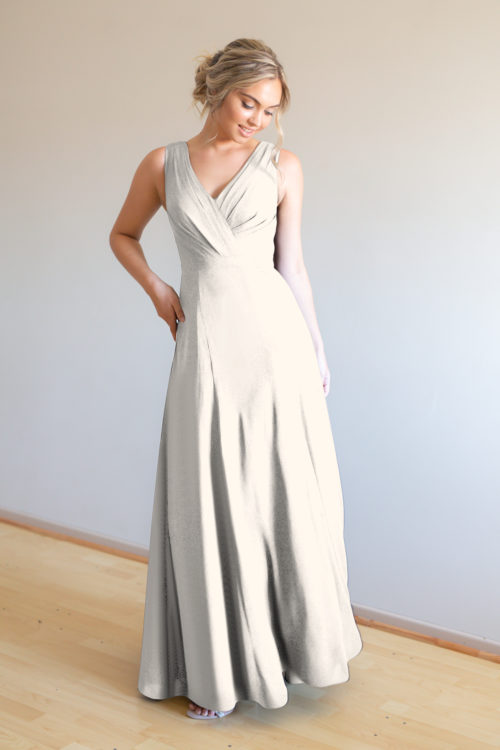 Katja Bridesmaids Dress by Talia Sarah in Ivory