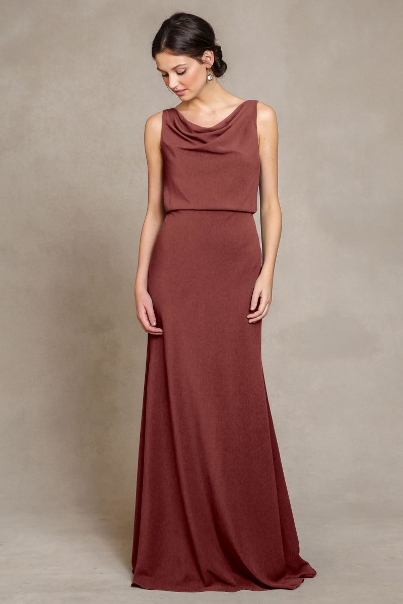 Madelyn Bridesmaids Dress by Jenny Yoo - Cinnamon Rose