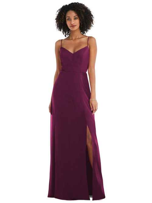 Ashleigh Ruby Bridesmaids Dress by Dessy